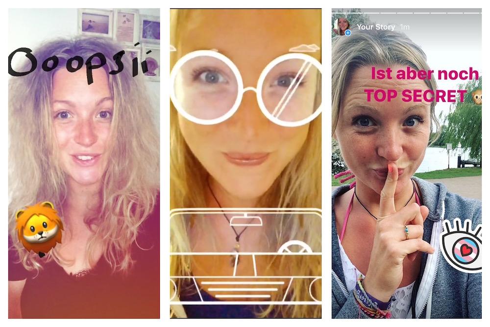 Warum meine Instagram-Stories jetzt Dankbarkeits-Stories sind